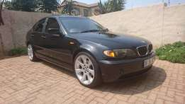 BMW 3 series for sale R42000