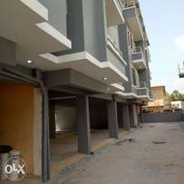 Service and newly built 2bedroom flat by the 2nd toll gate Chevron