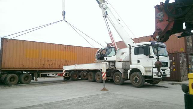 68 tons crane for rent Gwarinpa - image 2