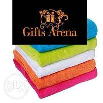 King Size Towel Set - 5 Pieces