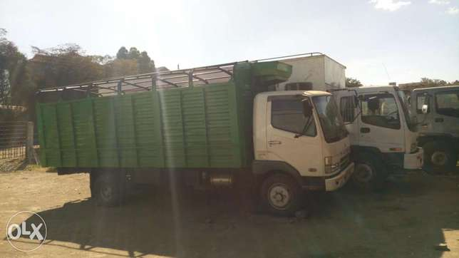 Fighter Truck For Hire (Owner) Affordable Rates Ongata Rongai - image 1