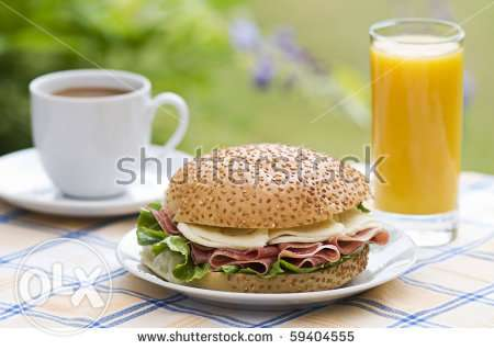 Sandwich and fresh juce maker for kafteeriya