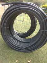 Pipe hdpe class 6 50mmx100m