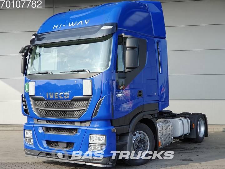 Iveco AS440T48 4X2 Intarder Mega Euro 6 - 2015