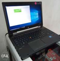 Hp Elitebook 8560w, Intel Core i5 - 2GB Dedicated Nvidia Graphics