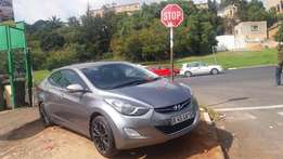 2013 hyundai elantra 1.6 for sale