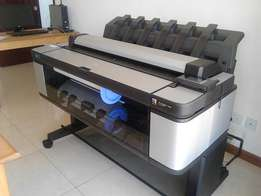 hp A0 scanners and plotter