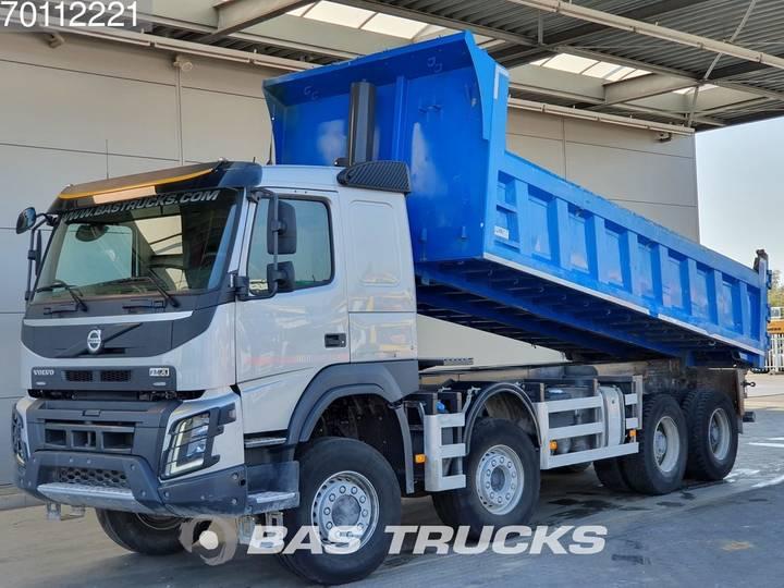 Volvo FMX 500 8X6 VEB+ Big-Axle Steelsuspension Euro 6 - 2018