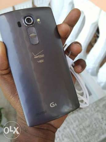 UK Used LG G4 3GB RAM (Network Unlocked) Ikeja - image 1