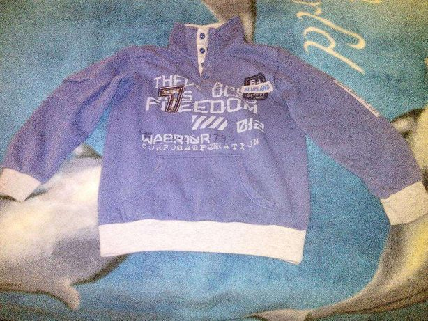 Дитячий спортивний светр на хлопчика 7 -12 років. Червоноград - зображення 1 1092aa2fbde77