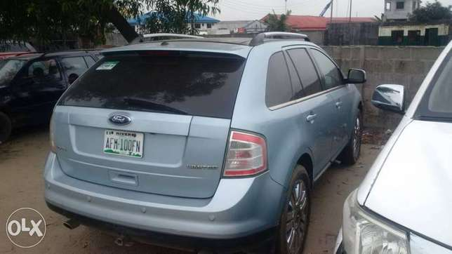 Fairly used ford edge jeep Port-Harcourt - image 2