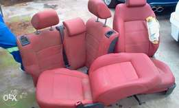Polo 6 1.6 leather interior for sale