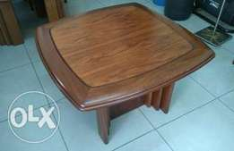 brand new classy solid mahogany coffee table at 40,000ksh
