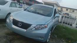 Foreign Used 2010 Lexus RX350 For #7.5M