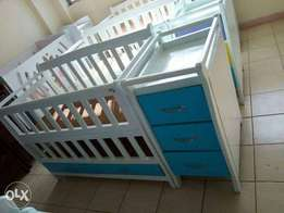 Amazing baby cots, durable and custom made to suit your colous!!