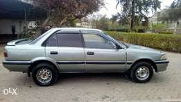A Toyota - Corolla AE91 on the market