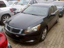 Super Clean Black 2010 Honda Accord EXL