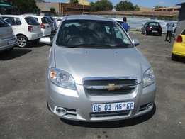 Chevrolet Aveo 1,4 2014 Model,5 Doors factory A/C And C/D Player