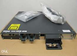 Cisco Catalyst Switch WS-C3560X-24P-S IP
