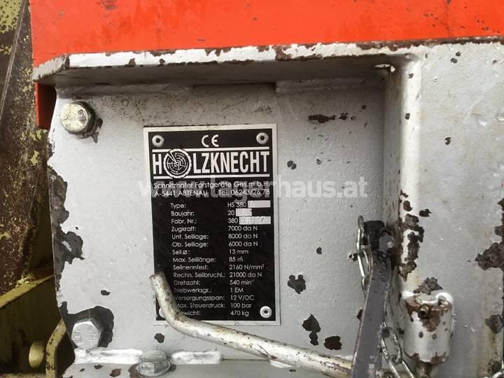 Holzknecht Hs 380 A - 2008 - image 2