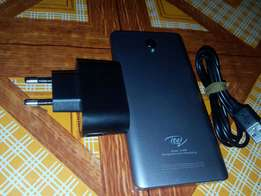 Itel 1508, 8gb 1 week used