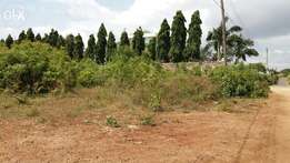 Nyali almost 3/4 Acre plot for Sale