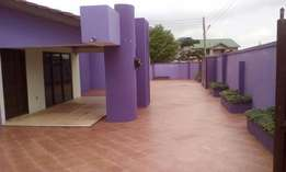 3 Bedroom (En suite) wall and gated house on the Spintex -Manet Garden