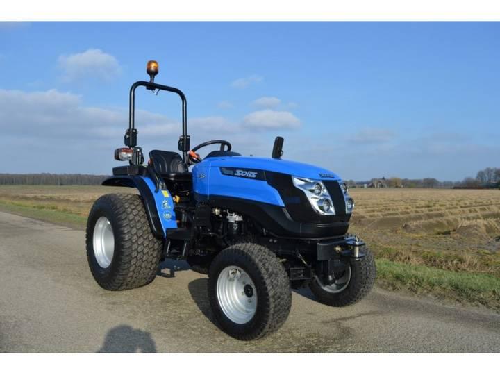 Solis 26 4WD minitractor NIEUW 3 jaar garantie ACTIE - 2019
