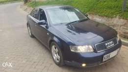 Audi a4 1.8t with sunroof