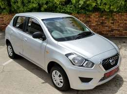 2015 Datsun Go 1.2 Lux Available NOW