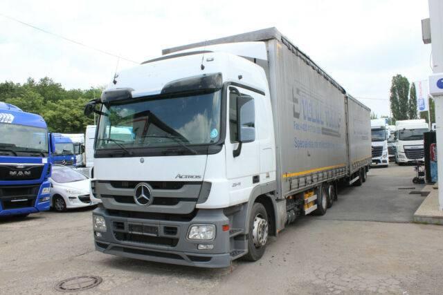 Mercedes-Benz ACTROS 2541 L/NR 6X2 - 2011