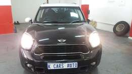 Mini Cooper S 1.6, 2011 Model with 97000Km, in Excellent Condition