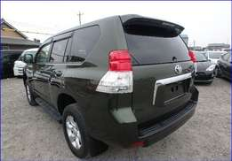 2012 Toyota Prado KCK 7seater s.steps J.Arrived Immac Condtn 5550Konly