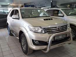 2013 Toyota Fortuner 3.0D-4d A/t Ltd Edition