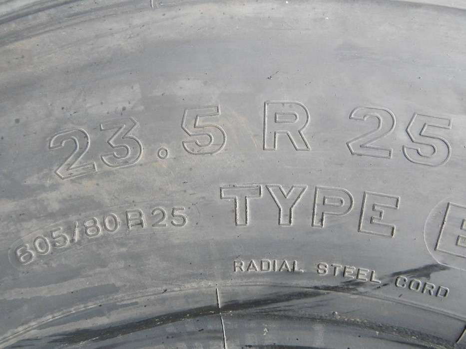 Michelin 23.5r25 Xl B - Used En - image 4