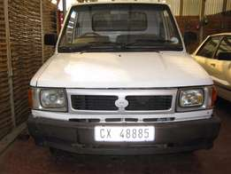 Toyota Stallion 1600 Bakkie with Canopy. Just been serviced