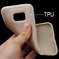 leather TPU back cases