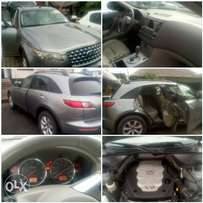 USA Used Clean Infiniti FX35 2005