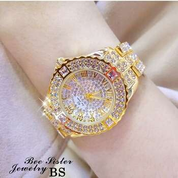 BS Crystal Bracelet watch Ibadan North - image 1