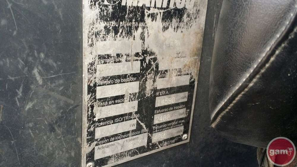 Manitou MSI30D - 2008 - image 10