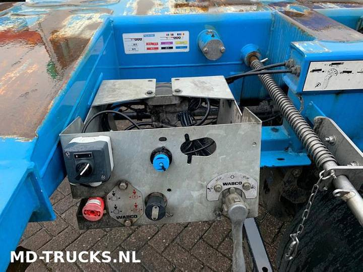 Broshuis D-Tec container chassis multi - 2007 - image 7