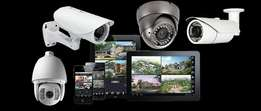 CCTV Cameras {Analogue or IP Cameras} installation in Kenya