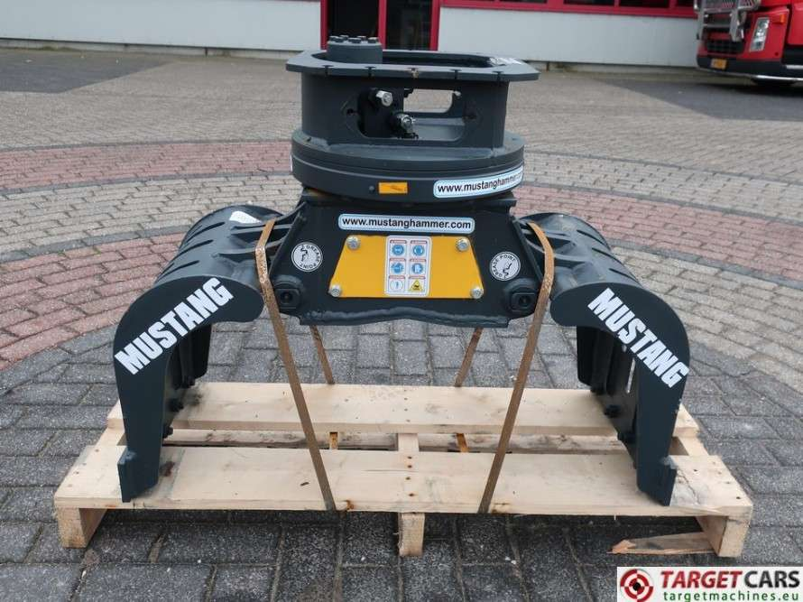 Mustang MG15 Hydr.Rotation Sorting 40cm Grapple 1,5~4T NEW