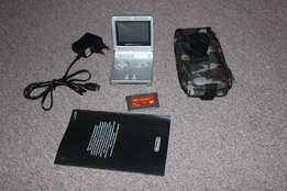 Nintendo Gameboy Advance SP console