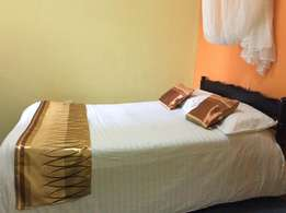 Beautiful self-contained rooms with breakfast at Marima