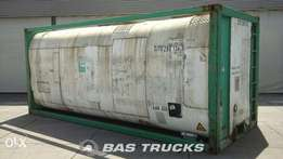 "MIG International Tankcontainer 20"" - To be Imported"