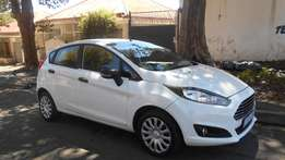 Ford Fiesta 1.4 2015 model 25000km white in colour R130000 manual