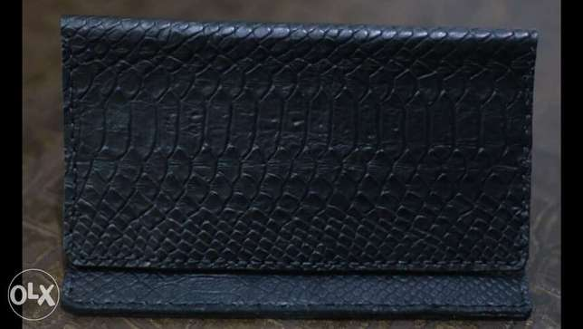 NEW PURE 100% SKIN male/female ( leather wallet)