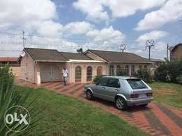 massive house with massive yard space plus extras TO RENT