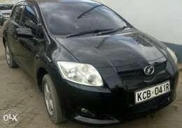 In Mint Condition Toyota Auris Sports YoM2005Kes750K